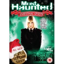 Most Haunted: Christmas Spirits [DVD]
